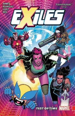 Exiles Vol. 1: Test Of Time by Saladin Ahmed