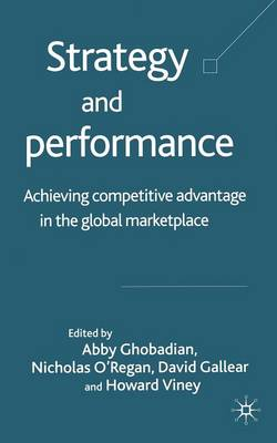 Strategy and Performance by Abby Ghobadian