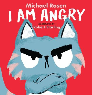 I Am Angry book
