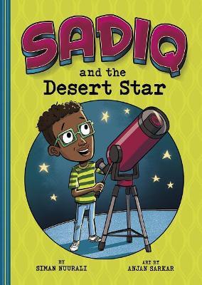 Desert Star book