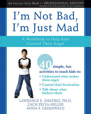 I'm Not Bad, I'm Just Mad (Professional) book