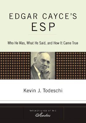 Edgar Cayce's ESP book
