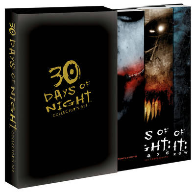 30 Days of Night Collector's Set book