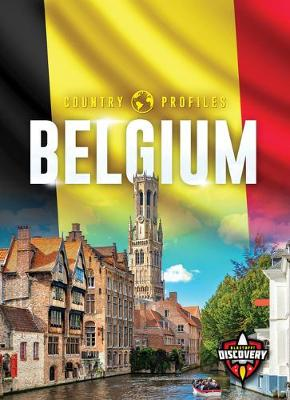 Belgium by Chris Bowman