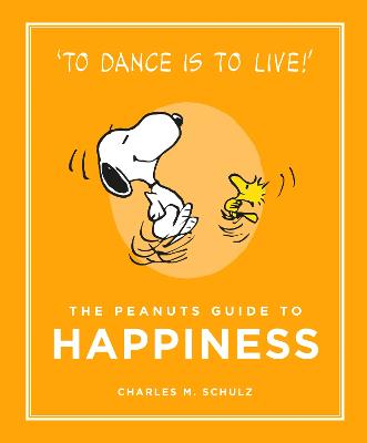 Peanuts Guide to Happiness book