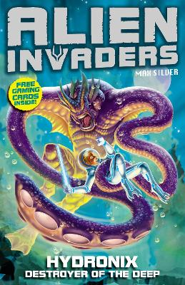Alien Invaders 4: Hydronix - Destroyer of the Deep by Max Silver