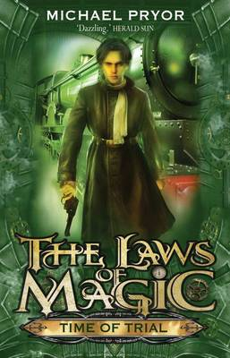 Laws Of Magic 4 by Michael Pryor