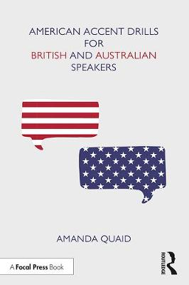 American Accent Drills for British and Australian Speakers book