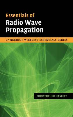 Essentials of Radio Wave Propagation book