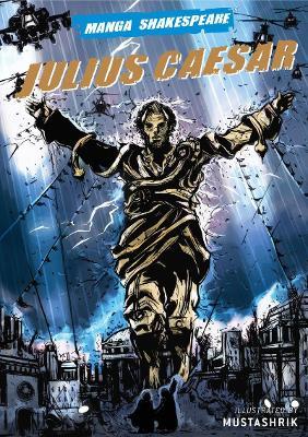 Manga Shakespeare Julius Caesar book