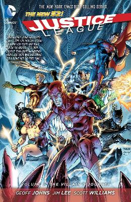 Justice League Volume 2: The Villain's Journey TP (The New 52) by Jim Lee