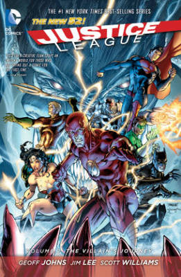 Justice League Volume 2: The Villain's Journey TP (The New 52) by Geoff Johns
