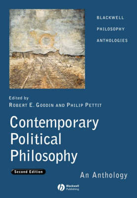 Contemporary Political Philosophy by Robert E. Goodin
