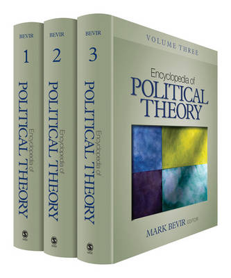 Encyclopedia of Political Theory by Mark Bevir