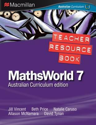 MathsWorld 7 - Teacher Resource Book book