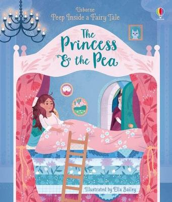 Peep Inside a Fairy Tale Princess & the Pea book