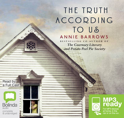 The Truth According To Us by Ann Marie Lee