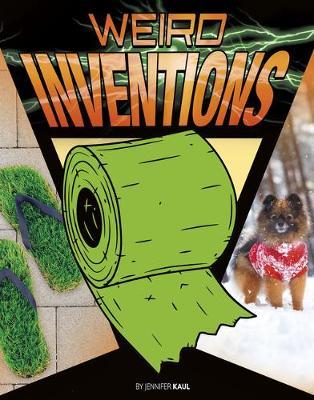 Weird Inventions book