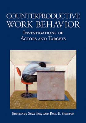 Counterproductive Work Behavior book