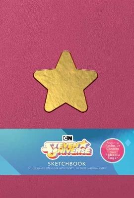 Steven Universe Deluxe Hardcover Blank Sketchbook: Rebecca Sugar Edition book