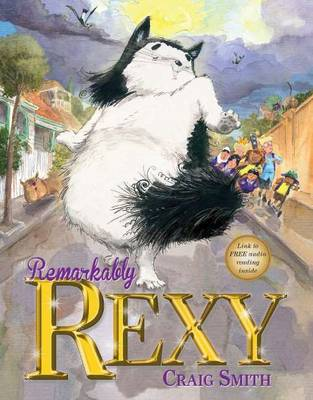 Remarkably Rexy book