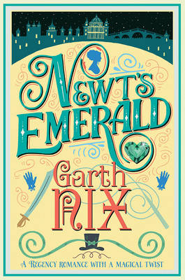 Newt'S Emerald book