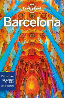 Lonely Planet Barcelona book