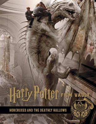 Harry Potter: The Film Vault - Volume 3: The Sorcerer's Stone, Horcruxes & The Deathly Hallows by Titan Books