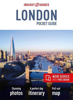 Insight Guides Pocket London (Travel Guide with Free eBook) by Insight Guides