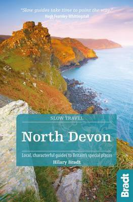 North Devon & Exmoor by Hilary Bradt