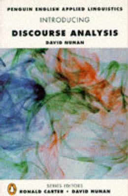 Introducing Discourse Analysis by David Nunan