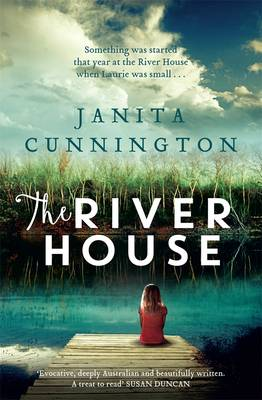 The River House by Janita Cunnington