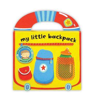 My Little Bag Books: My Little Backpack by Nathan Reed