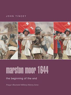 Marston Moor 1644 book