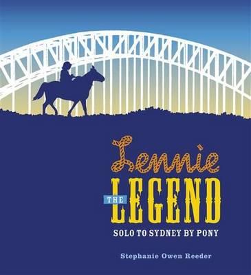 Lennie the Legend book