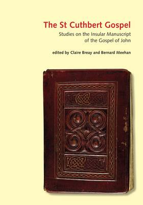 St Cuthbert Gospel by Bernard Meehan