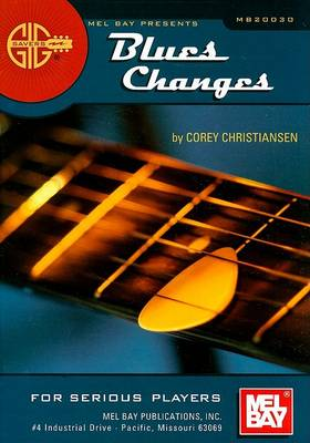 Blues Changes book