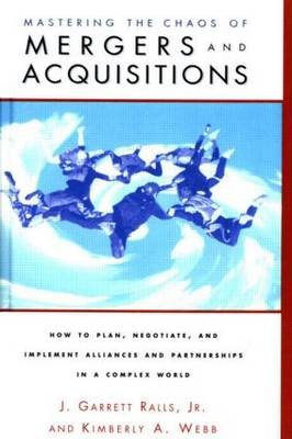 Mastering the Chaos of Mergers and Acquisitions book