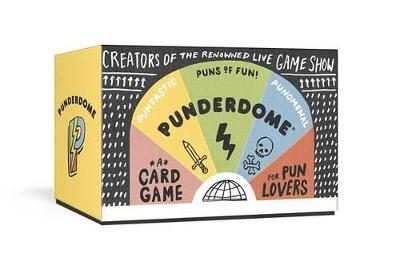 Punderdome by Fred Firestone