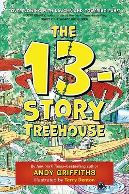 13-Story Treehouse book