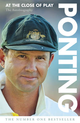 Ponting by Ricky Ponting