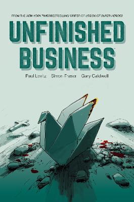 Unfinished Business book