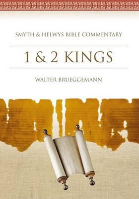 1 and 2 Kings by Walter Brueggemann