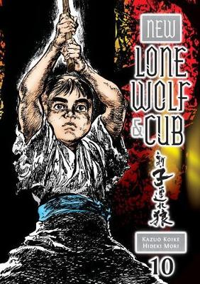New Lone Wolf And Cub Volume 10 book