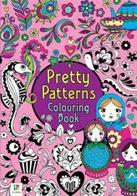 Pretty Patterns Colouring Book by