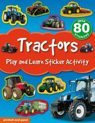 Tractors by Chez Picthall