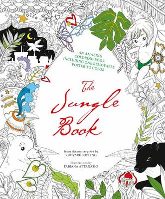 The Jungle Book by Fabiana Attanasio