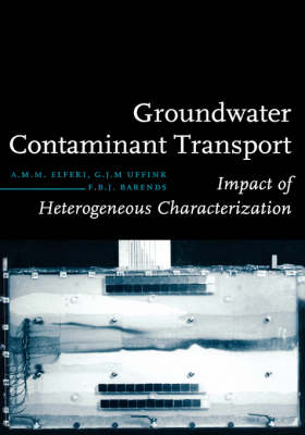 Groundwater Contaminant Transport: Impact of heterogenous characterization: a new view on dispersion book