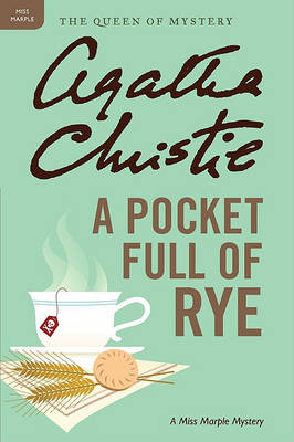Pocket Full of Rye by Agatha Christie