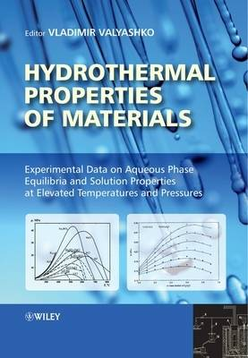 Hydrothermal Properties of Materials book